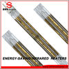 gold-plated quartz energy saving infrared electric heating element