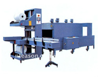 Cuff type shrinkable packaging machine