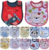 2012 fashion cotton baby bib
