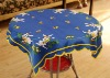 Easter day gift,finished table cloth,transfer printing tablecloth,