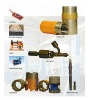 wire-line coring tools