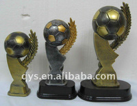 football reward trophy crafts