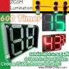 LED Traffic Light countdown timer