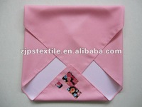 Pink Polyester Wrapping Cloth Furoshiki For Wedding