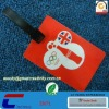 high quality plastic luggage gift tags