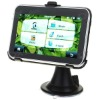 "4.3"" LCD Windows CE 5.0 Core GPS Navigator w/FM Transmitter 2GB Memory (Europe/USA/Canada Maps)"
