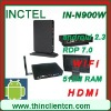 Android 2.3 RDP 7.0 HDMI IR port wireless thin client with 1Ghz CPU 1980*1080 microphone supported under win.7 over RDP