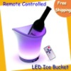 On Sale&hot---LED Ice Bucket /LED Wine Cooler with remote control