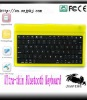Wireless Bluetooth 2.0 KeyBoard work with IPAD/IPHONE 4.0 OS/PC/Smartphone/HTPC