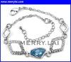 new stainless steel charm bracelet jewelry ( ML-12-YL-1112-4)