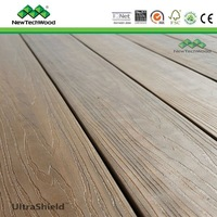 UltraShield 2nd Generation WPC composite decking
