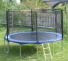 6ft bigTrampoline with enclosure