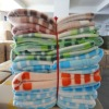 super soft polar fleece 100%polyester travel blanket made in china