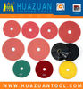 high efficient floor polishing pad