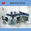 Modern Design Office Workstation Desk KM-P320-5
