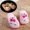 women fancy fashion glow in the dark slippers 2012