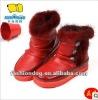 Top quality fashion stlye microfiber girl boot
