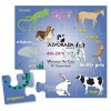 Promotional customized flexible magnetic Jigsaw puzzle
