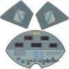 membrane switch For fitness equipment
