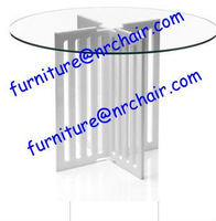 wholesale wedding ceremony clear acrylic round dining table