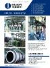 10000-300000t/y Organic-Inorganic compound fertilizer production line