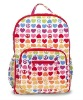 Beautiful Canvas Knapsack Haversack Bag for School Girls