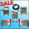 Steam car washing machine two guns can adjust voltage