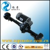 axle+tubular motor for electric car