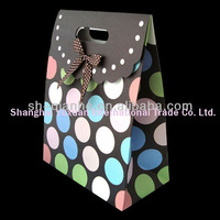 welcome paper gift bag