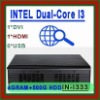 Free shipping cheapest industrial mini server slim server with PXE boot dual monitor supported small computer with INTEL i3