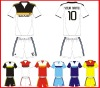 custom wholesale soccer uniform
