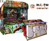Spurt fire of gun prize redemption game machines for arcade