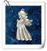 Fashion Sliver Alloy Angel Charms