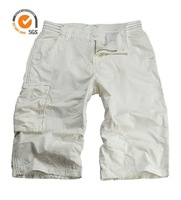 mens short baggy cargo pants with bag