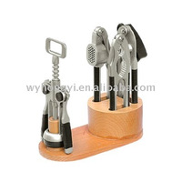 Four pieces kitchen tools
