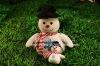 Stuffed&Plush Snowman Toy-Christmas Gift