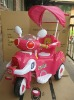 2012- FP-BTE-001 beautiful baby tricycle for girls