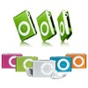 Newest/hot selling mp3/ mp3 player with various color and capacity