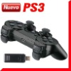 New Black Wireless Bluetooth DualShock Game Controller for PlayStation 3 PS3