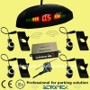 New technology wireless led parking sensor, no interference, OEM sensor as original