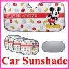 2012 New High Quality Aluminium foil Car Sunshade TCS006
