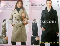 Women's dust coat