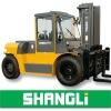 SHANGLi Diesel Forklift 8-10 T with Japan ISUZU