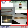 liquid gold for gold electric heat pipe