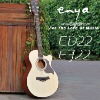 enya guitar high quality E22 series