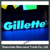 Front Light Acrylic Face and Stainless Steel Sides Led Sign Letter