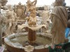 marble fountain,stone fountain,garden fountain,outdoor fountain