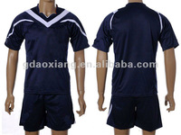 good design men's soccer uniform/soccer jersey