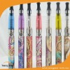 Colorful EGO-T battery, EGO-k twist,Super slim electronic cigarette