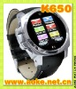 K650 Quad-band 1.6inch touch screen Watch Phone with High definition screen